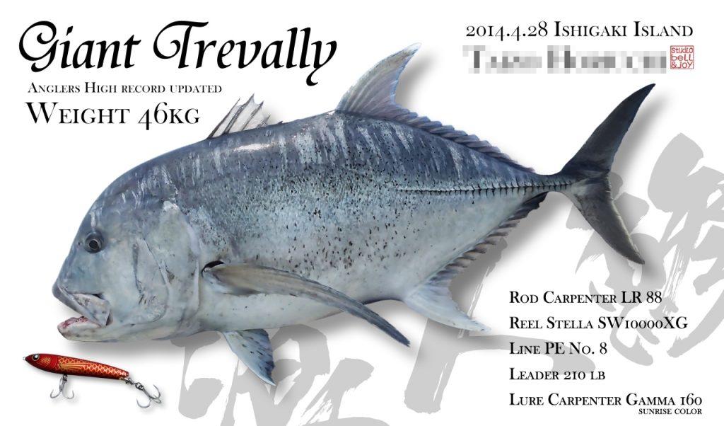 デジタル魚拓GT