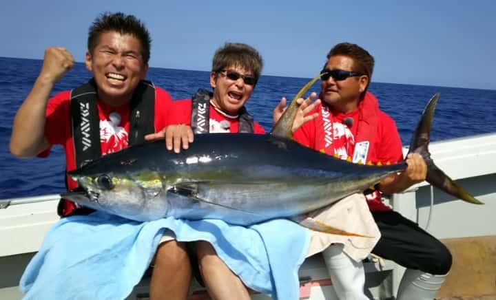 哀川翔・勝俣州和・ニッポンを釣りたい